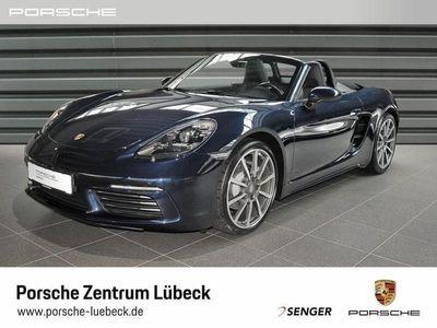 gebraucht Porsche 718 Boxster Boxster/ Connect Navi LED Leder Tempo.