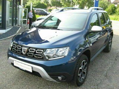 gebraucht Dacia Duster Prestige TCe 130 4X4 ABS Fahrerairbag ESP