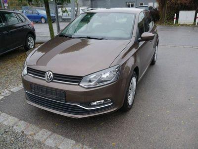 gebraucht VW Polo V 1.2 TSI COMFORTLINE * BLUEMOTION TECHNOLOGY * KLIMA * CD * BORDCOMPUTER