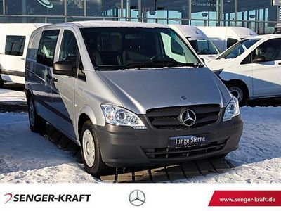gebraucht Mercedes Vito Kastenwagen 116 CDI Kompakt