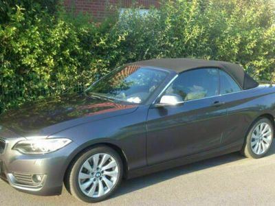 gebraucht BMW 228 i Cabrio Aut.