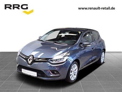 gebraucht Renault Clio IV 4 0.9 TCE 90 ECO² INTENS KLEINWAGEN