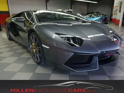 gebraucht Lamborghini Aventador LP700-4 Dt.Auto*unfallfrei*Garantie