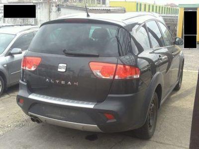 gebraucht Seat Altea 2.0 TDI DPF 4x4 Freetrack Scheckheft