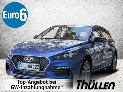 gebraucht Hyundai i30 N-Line 1.0 Turbo PDC, Sitzheizung, Bluetooth