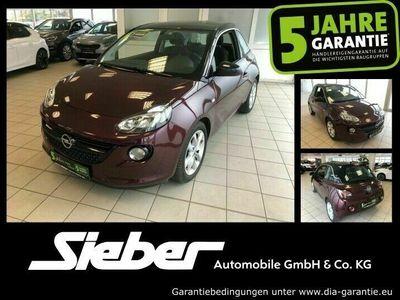gebraucht Opel Adam 1.4 LPG Jam ecoFlex *Lenkradheizung*