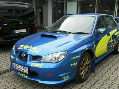 gebraucht Subaru Impreza 2.5 WRX STi Limited als Limousine in Mannheim