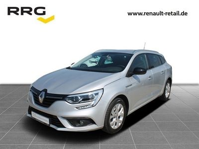 gebraucht Renault Mégane IV Grandtour TCe 140 Limited Deluxe Autom