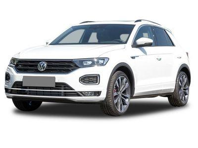 gebraucht VW T-Roc 2.0 Benzin