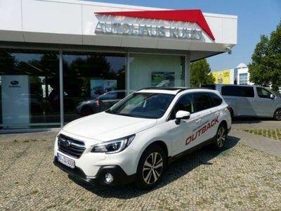 gebraucht Subaru Outback 2.5i Lineartronic Sport