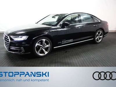 gebraucht Audi A8 50 TDI quattro tiptronic Allradlenkung TV B&O