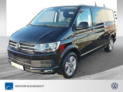 gebraucht VW Multivan T62.0 TDI DSG Comfortline Leder Navi AHK