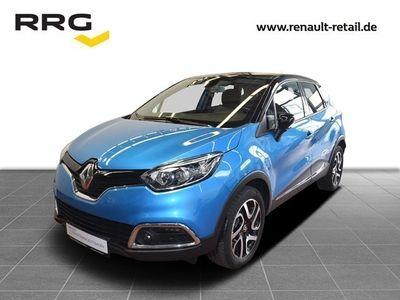 gebraucht Renault Captur 1.5 DCI 90 FAP INTENS PARTIKELFILTER EURO 6 SUV