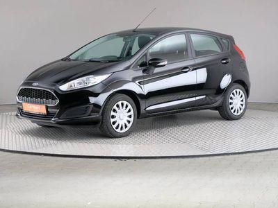 gebraucht Ford Fiesta 1.5 TDCi Trend Navi Klima