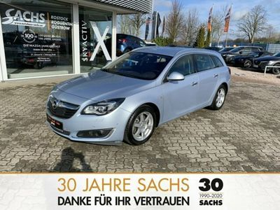 gebraucht Opel Insignia Sports Tourer SW Business Innovation