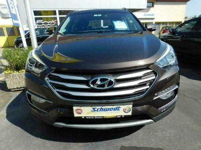 gebraucht Hyundai Santa Fe Family 2WD