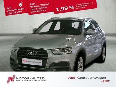 używany Audi Q3 Design 2.0 TDI 5J.GAR+XENON+NAVI+GRA+PDC+SHZ