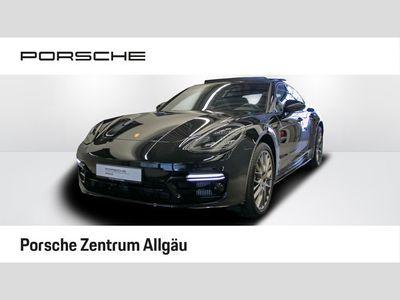 gebraucht Porsche Panamera Turbo 2.9-Liter-V6-Bi 97A 4S