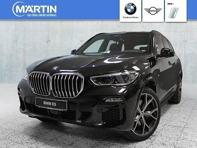 gebraucht BMW X5 xDrive30d M Sportpaket Gestiksteuerung DAB