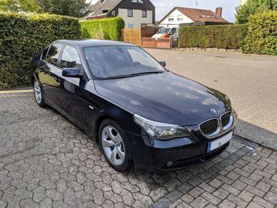 gebraucht BMW 545 i - V8 mit LPG Autogas - Sehr guter Zustand!