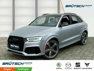 gebraucht Audi RS Q3 2.5 TFSI quattro AHK / KAMERA / NAVI / PANORAMA / BOSE