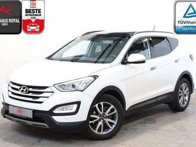 gebraucht Hyundai Santa Fe 2.2 CRDi 4WD STYLE PANORAMASCHECKHEFT Neu