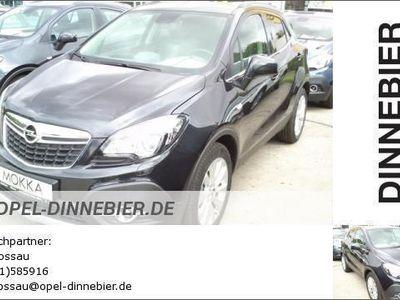 gebraucht Opel Mokka INNOVATION 1.6 CDTI, Gebrauchtwagen, bei Autohaus Dinnebier GmbH
