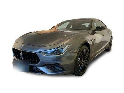 gebraucht Maserati Ghibli GhibliS Q4 GranSport MODELLJAHR 2021 Premiumpkt.
