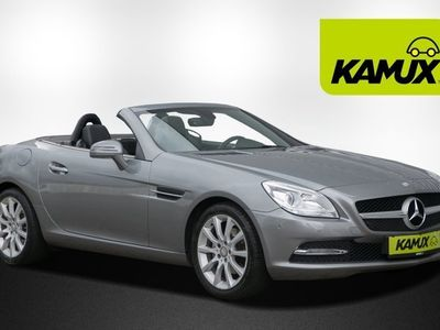 gebraucht Mercedes SLK200 SLKCGI +Navi+Parktronic+Pano+Navi+Klima+Ambiente+SHZ