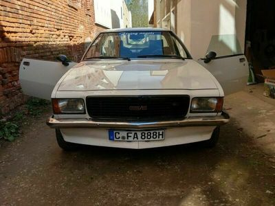 gebraucht Opel Commodore B Coupe Gs