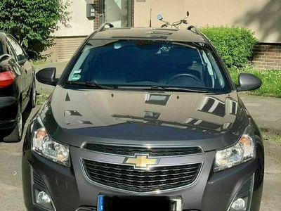 gebraucht Chevrolet Cruze Automatik 1.8 LTZ Station Wagon Kamera PDC Navi