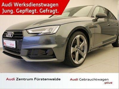 second-hand Audi A4 2.0 TFSI S tronic sport S line AZV LED