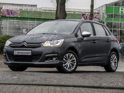 gebraucht Citroën C4 1.4 VTi 95 Selection Klima/SHZ/Bluetooth/PDC/GJR