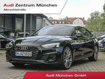 "gebraucht Audi S5 Sportback TDI qu. MatrixLED Laserlicht Pano HUD B&O Leder 20"" tiptronic"