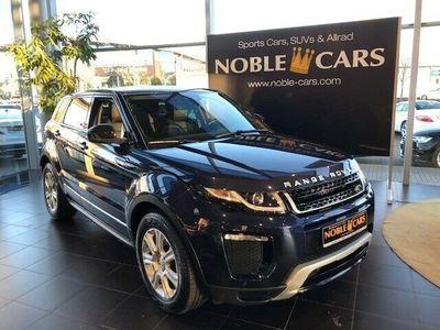 gebraucht Land Rover Range Rover evoque TD4 Aut. SE XENON NAVI LEDER