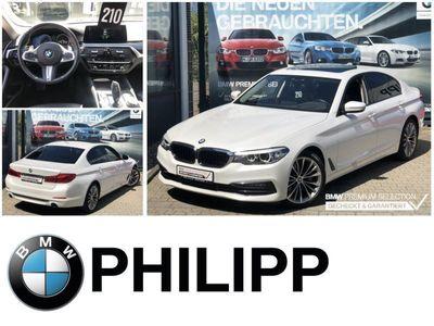 gebraucht BMW 530 d Sport Line Glasdach Head-Up Multi Display P