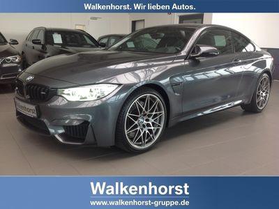 gebraucht BMW M4 Coupe Leder LED Navi e-Sitze HUD Rückfahrkam Panodach Fernlichtass