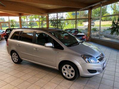 used Opel Zafira B Family Navi Automatik