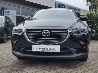 gebraucht Mazda 121 CX-3SkyactivExclusiv-Line, Navi