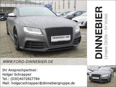 gebraucht Audi RS5 Coupé 4.2 V8 quattro*matt foliert*Aut.*RS-Leder*