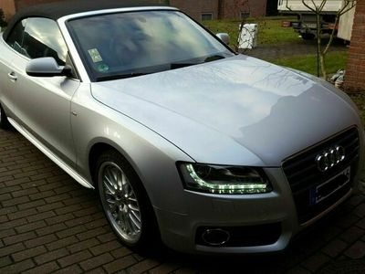 gebraucht Audi A5 Cabriolet 2.0 TFSI
