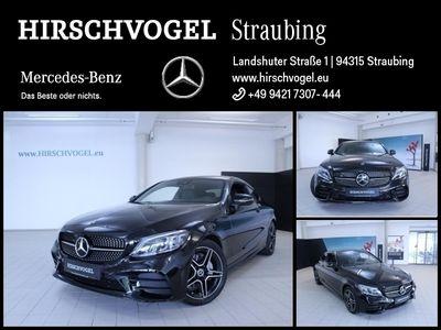 gebraucht Mercedes C200 AMG-Line+Night+Navi+MULTIBEAM+Kam+PDC+SHZ