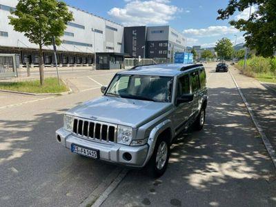 gebraucht Jeep Commander 3.0 V6 CRD Sport