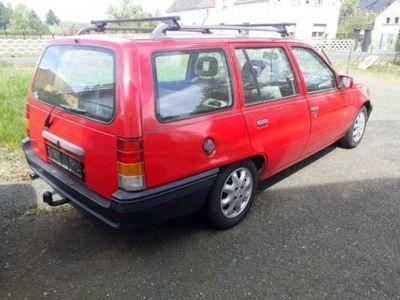gebraucht Opel Kadett E Caravan Top-Alltagsoldi, cult, oldschool