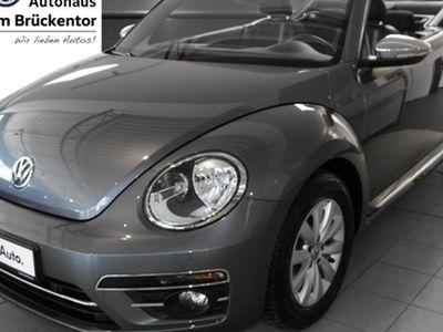 used VW Beetle Beetle Cabriolet DesignCabrio 2.0 TDI Navi Winter