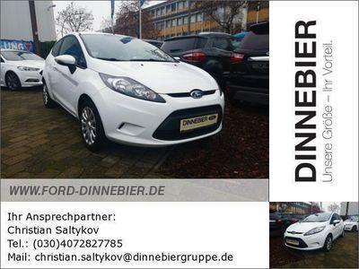 gebraucht Ford Fiesta Trend 1.25 |*Klima*| Gebrauchtwagen, bei Autohaus Dinnebier GmbH
