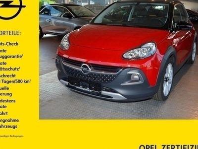 gebraucht Opel Adam Rocks 1.0 Turbo ecoFlex