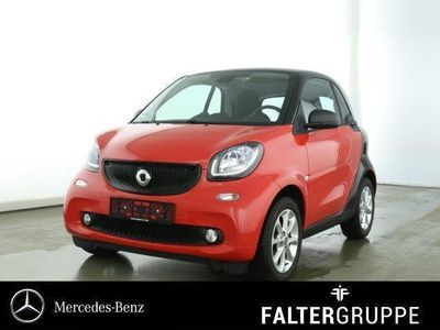used Smart ForTwo Coupé auto Passion cool&audio LED Pano Komfort Klima