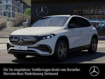 gebraucht Mercedes EQA250 EQASportpaket Navi LED Klima Einparkhilfe