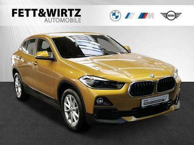 gebraucht BMW X2 X2xDrive20i Adv. Aut. Leas. ab 279,- br.o.Anz.